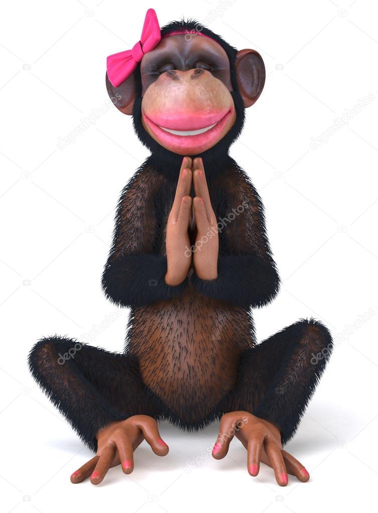Сексуальная обезьяна