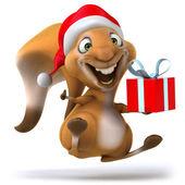 Vánoční veverka