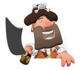Zábava pirát