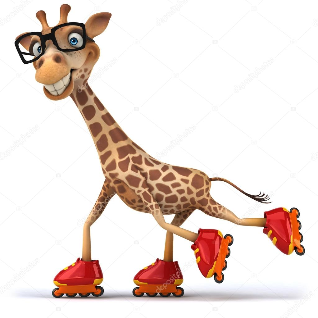 giraffe cartoon stock photos royalty free giraffe cartoon images