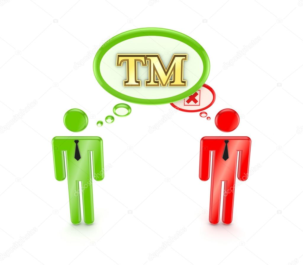 3d small with tm symbol and red cross mark stock photo 3d small with tm symbol and red cross mark stock photo 20394671 buycottarizona