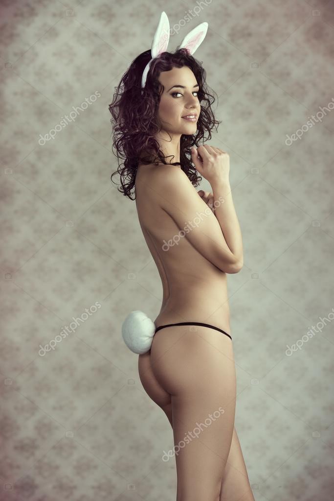 sexy Aziatisch model naakt