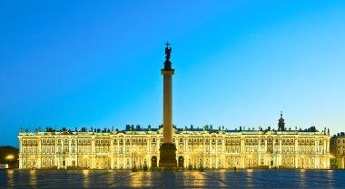 White nights in St.-Petersburg, Russia.
