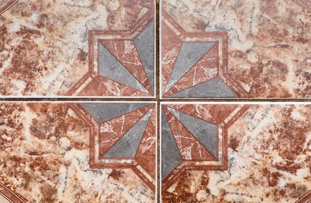 Tegels Met Patroon : Tegel patroon van oude keramische tegels u stockfoto sfinks