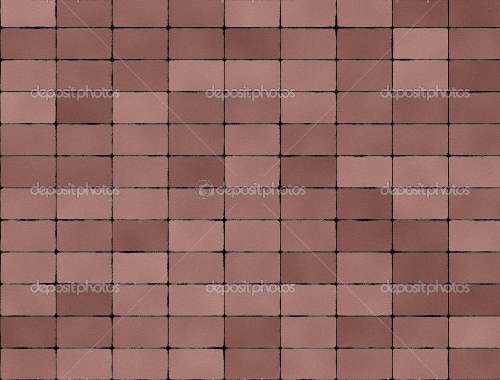 Seamless texture delle piastrelle marroni u foto stock sfinks