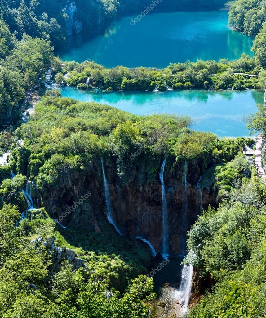 plitvice lakes national park croatia stock photo wildman 22484601