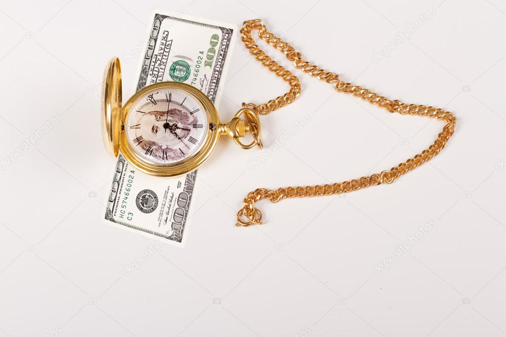 Value of time — Stock Photo © wollertz #19955029