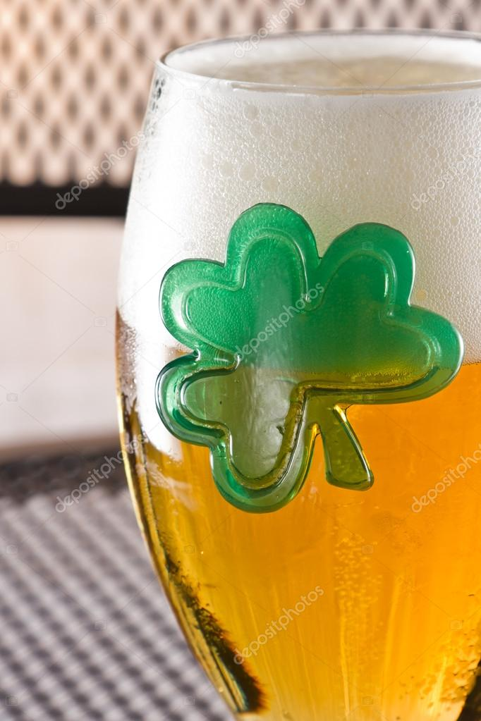 Lucky beer
