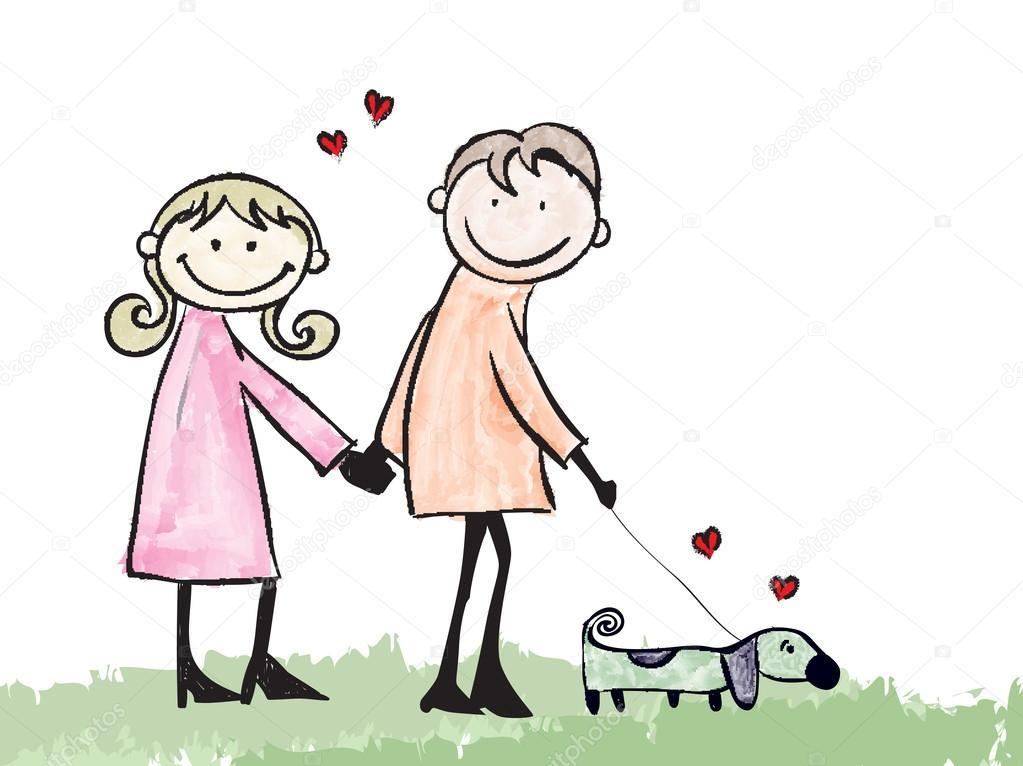 Dating andra tills engagerade