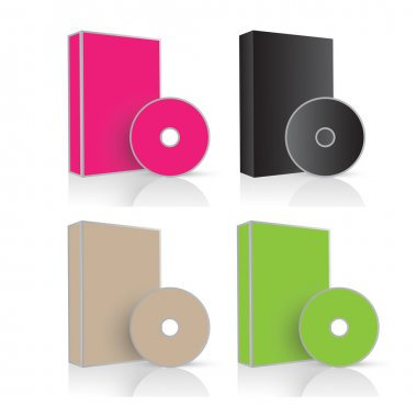 Software Box and Disc Vectors