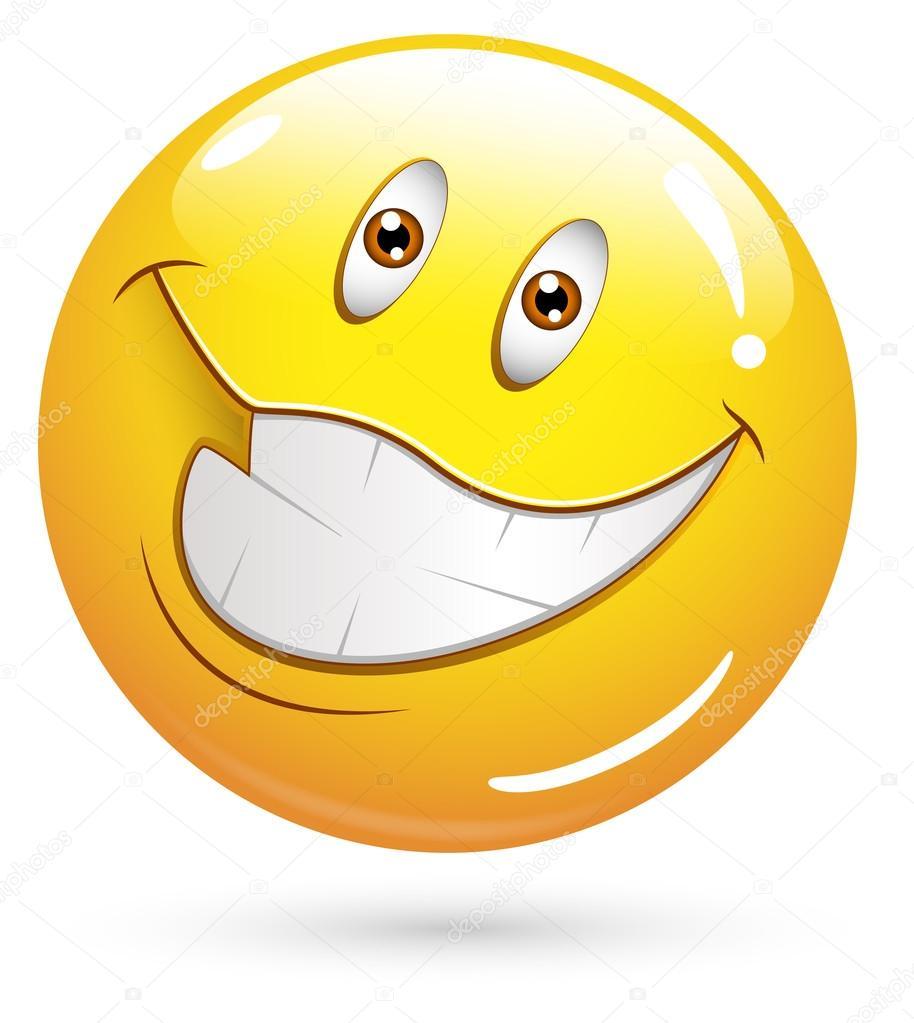 Writing Smiley Face Smiley Vector Illustra...