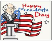 Prezidenti den pozadí