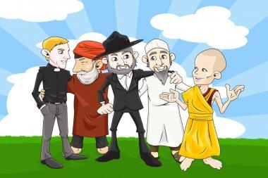 Different religion