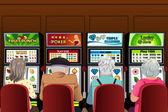 videopůjčovna hraní automatů v kasinu