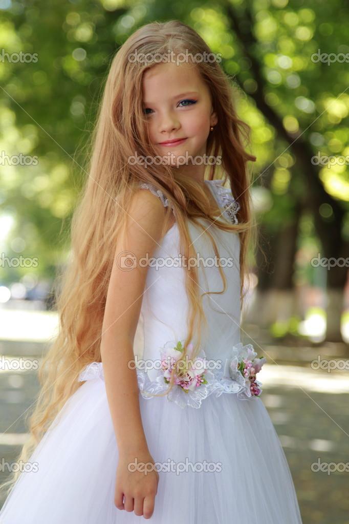 блондинка фото девочка
