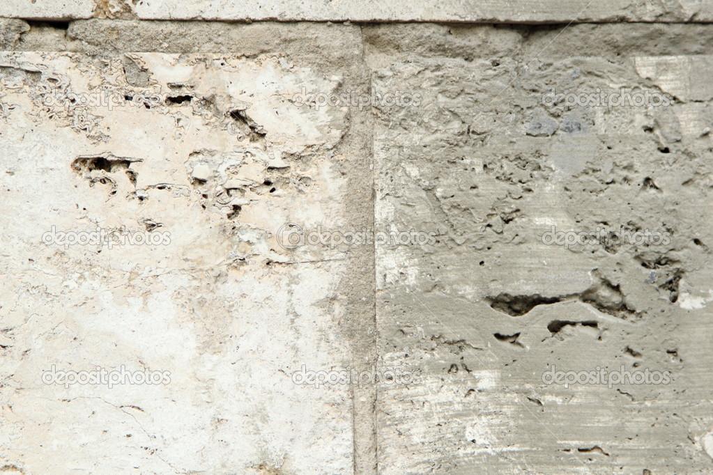 бетон рушится