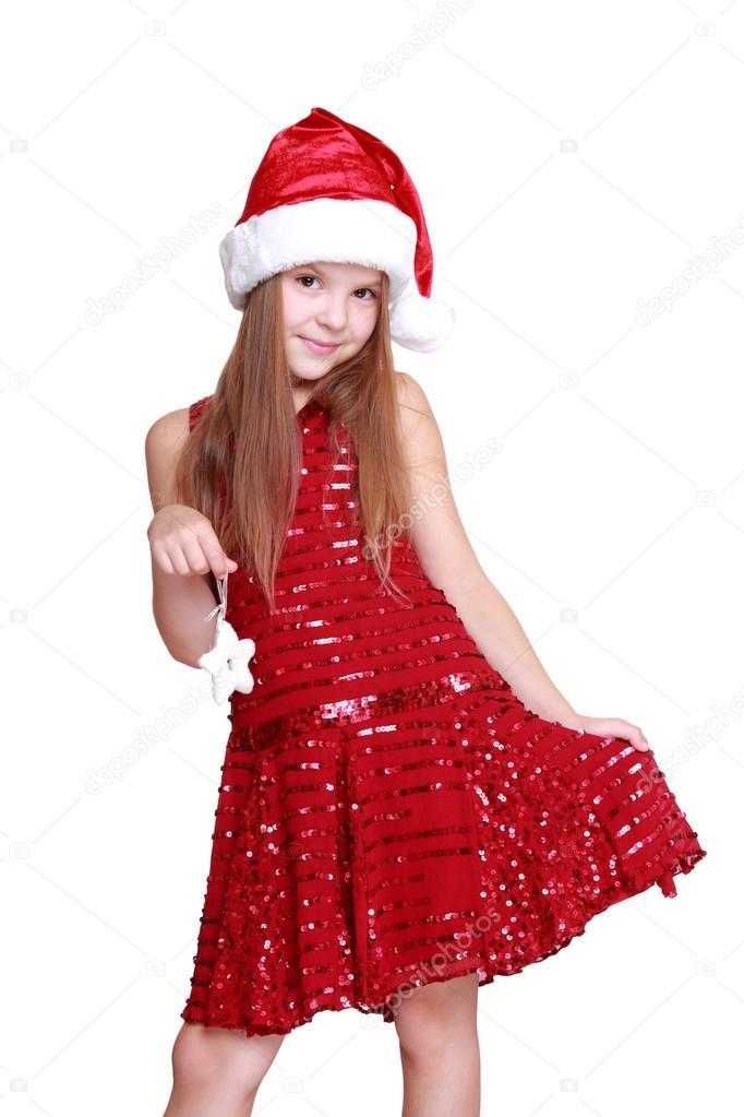 2d07681ecc Child holding little white star — Stock Photo © Mari1Photo  36839153
