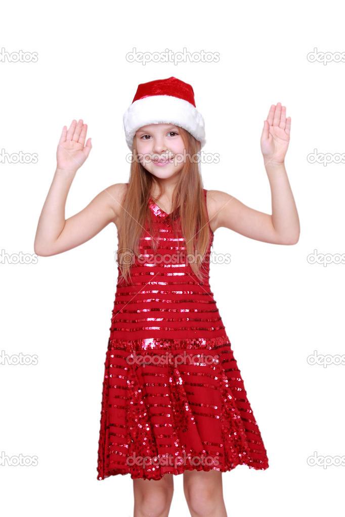 Petite fille qui danse sur le th me des vacances - Princesse qui danse ...