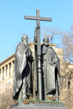 Saints Cyril and Methodius monument