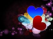 Blahopřání na Valentýna s