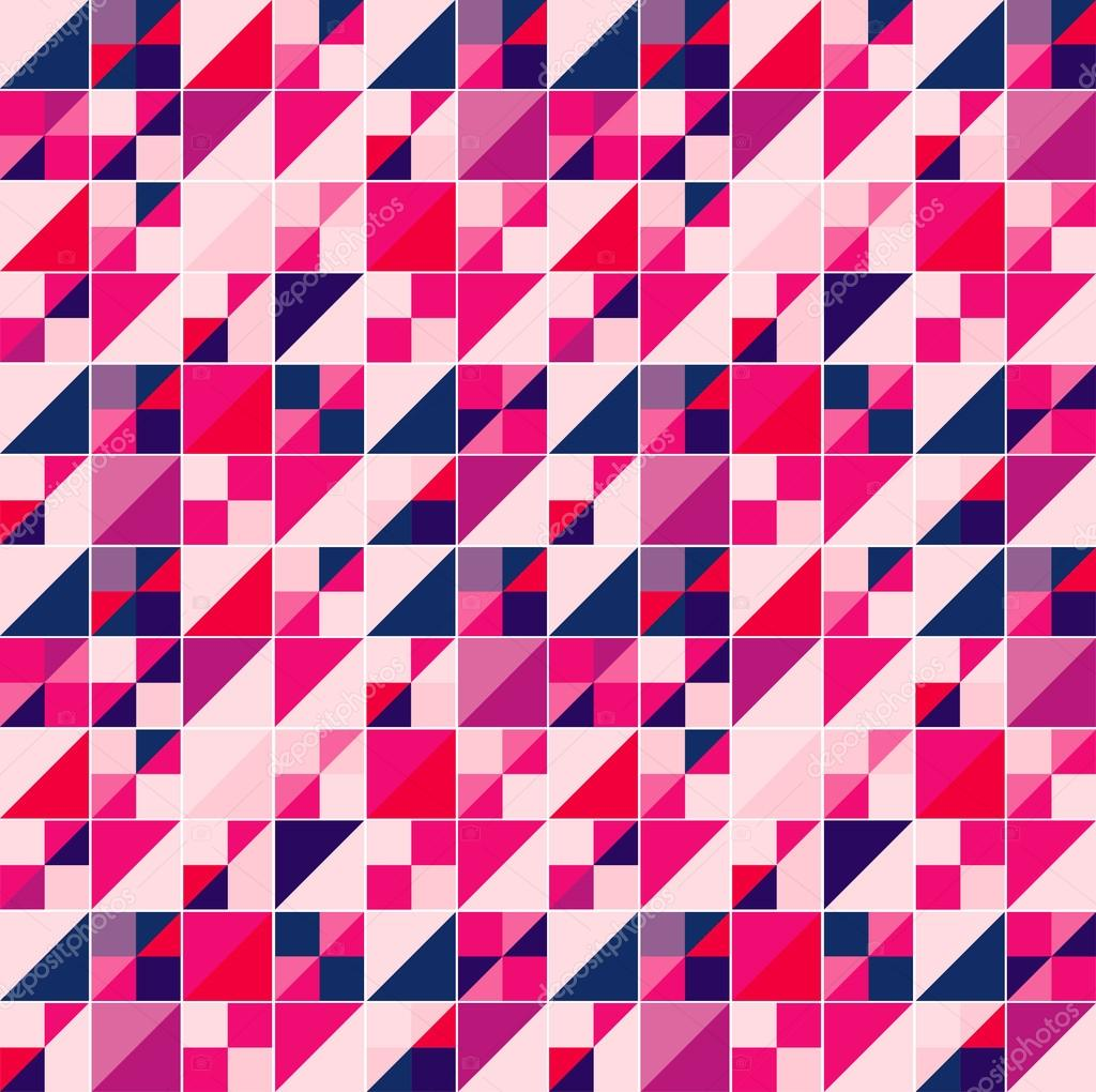 colorful shapes background created - photo #26