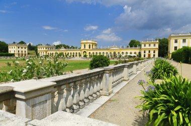 Kassel, Orangerie castle