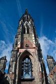 Fotografie St.-Nikolai-Kirche. Hamburg