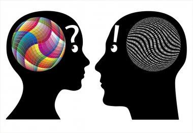 Creativity versus logic