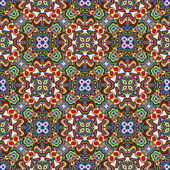 Indian fabric design