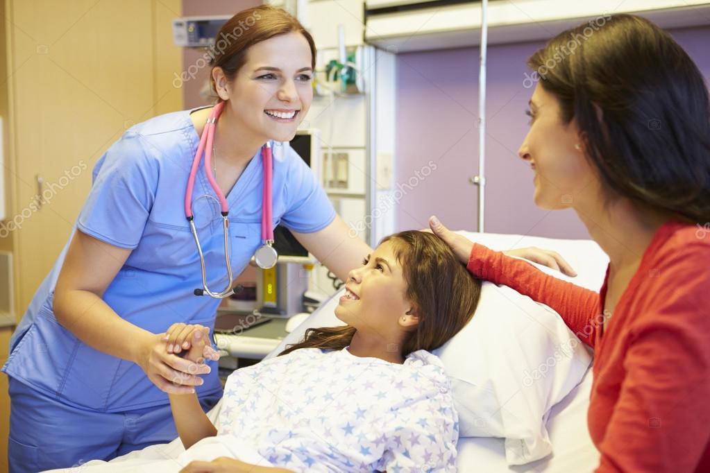 Медсестрички И Мамы