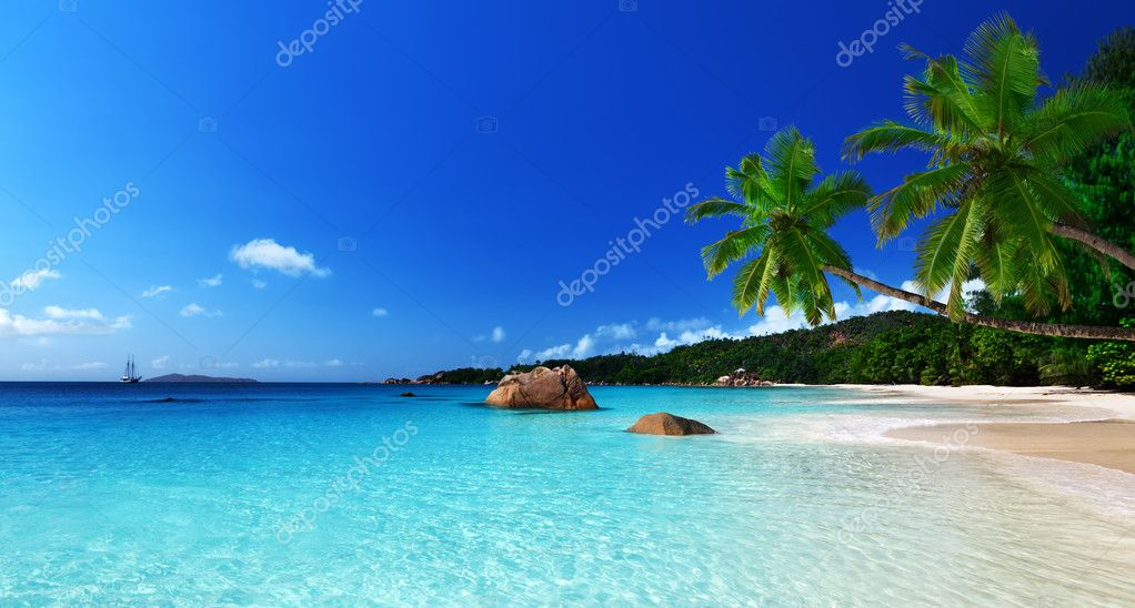 Where Is Praslin Island