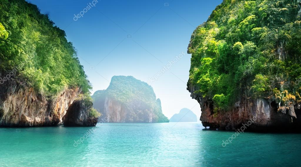 Фотообои fabled landscape of Thailand