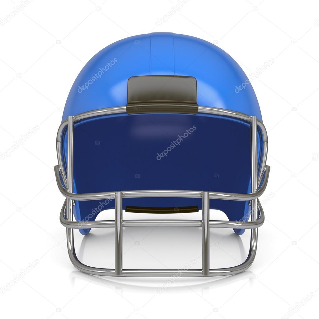 casco de fútbol americano — Fotos de Stock © cherezoff #25167183