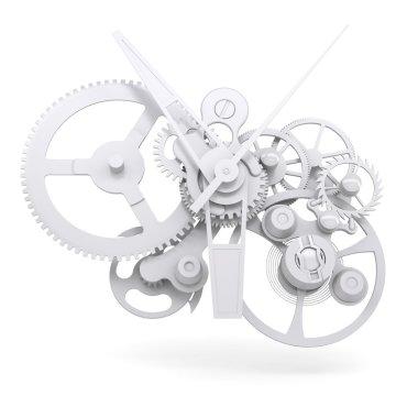 Concept watch mechanism