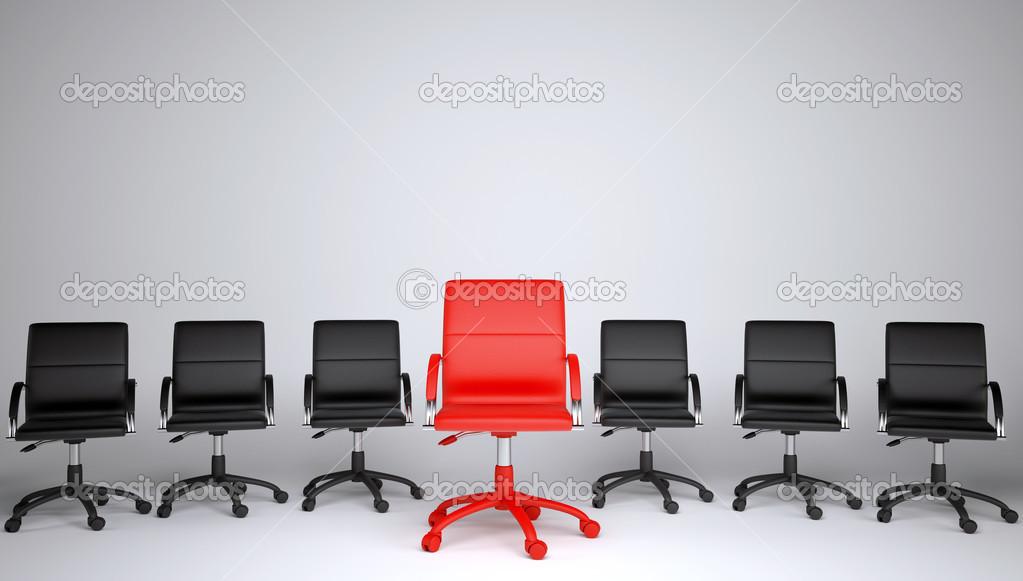 Fauteuil de bureau chaise siège sport ergonomique confortable noir
