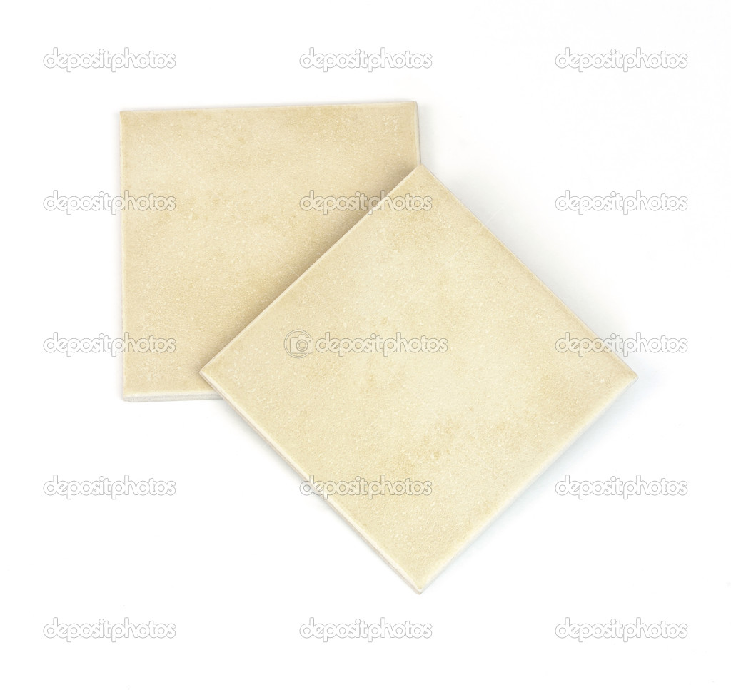 Due piastrelle in ceramica foto stock cherezoff 44999425 - Piastrelle in stock ...