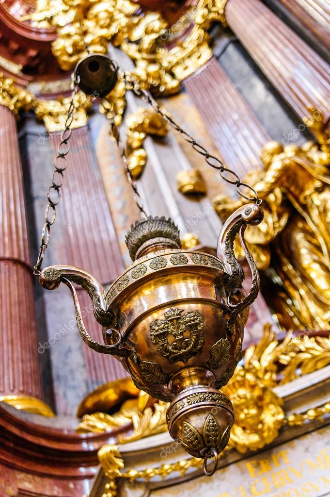 Incense Burner In A Church Stock Photo C Tepic 44339235
