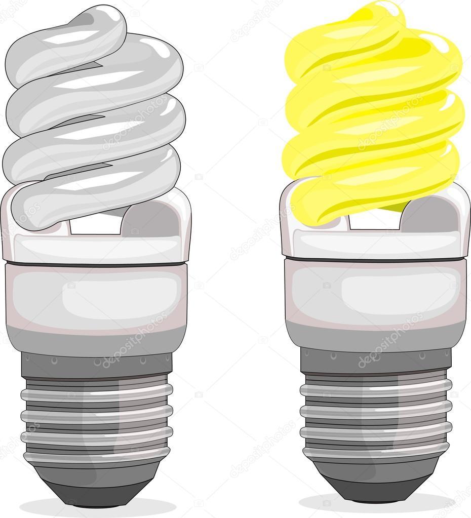 Fluorescent Light Goes On And Off: Вкл выкл, экономичные люминесцентные лампочки