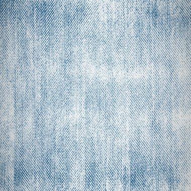 Denim texture wall
