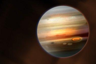 Jupiter, planet of the solar system