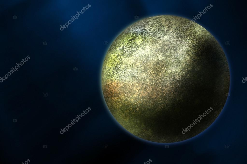 Mercury, planet of the solar system