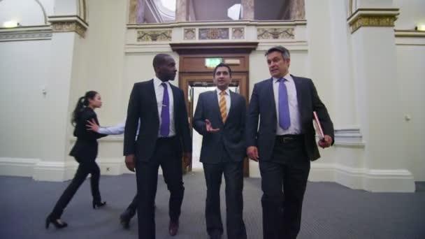 Fotografie Business-Delegaten zur Konferenz