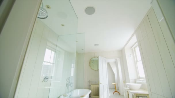 elegantní koupelna v stylový