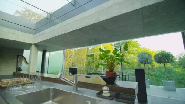 a belső udvarra konyha étkező