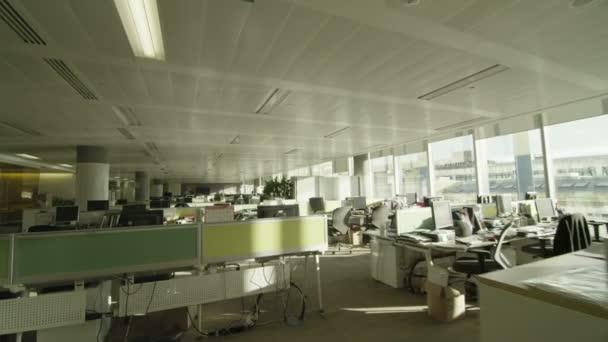 prázdnou kancelář pracovní stanice
