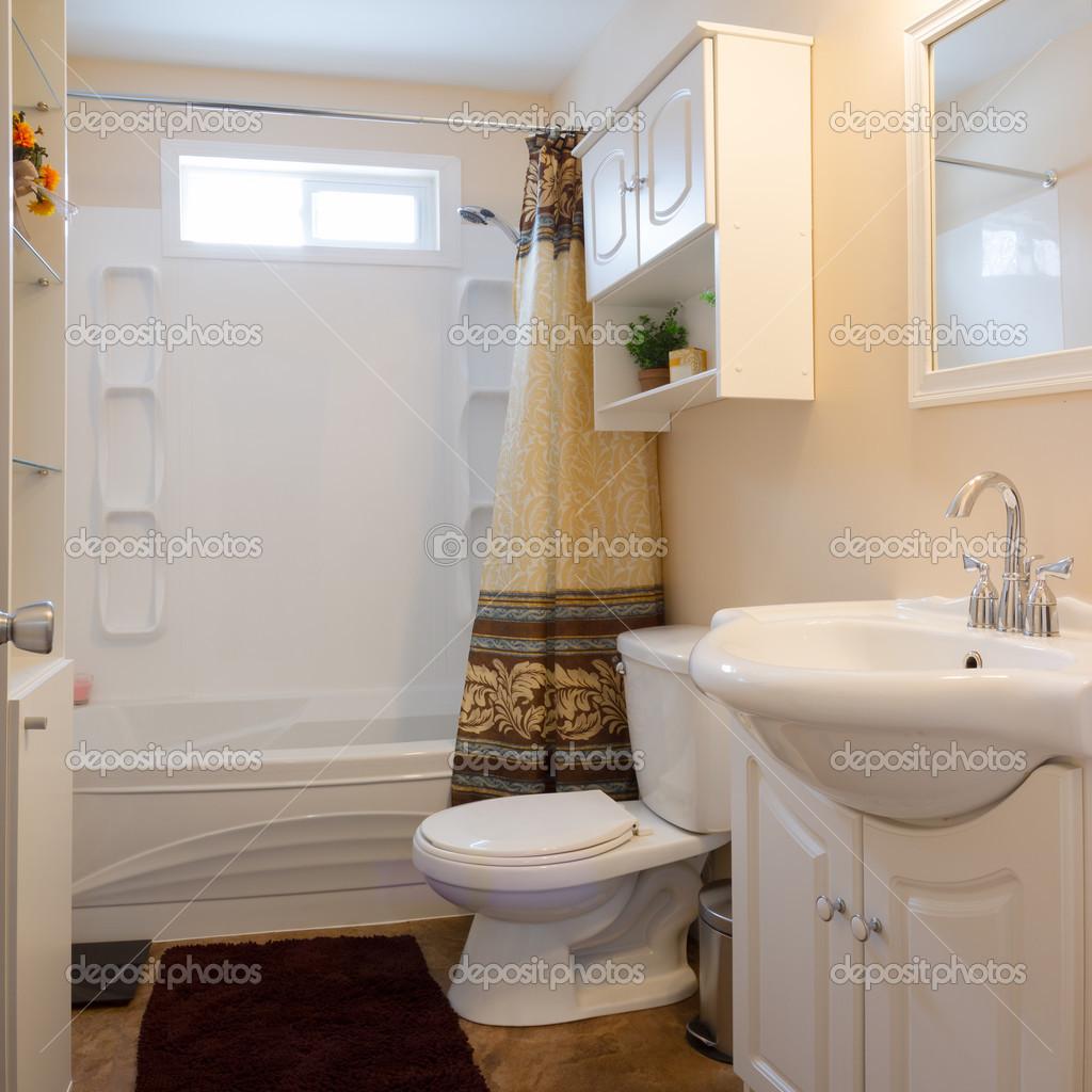 Ba o dise o de interiores foto de stock sergey02 25661041 for Diseno de interiores banos