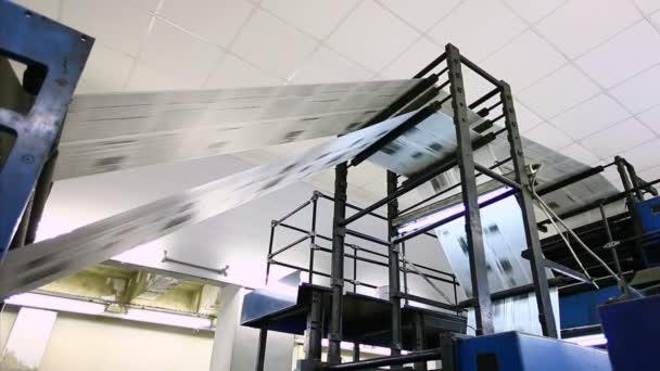 novinky papír výrobní linka v tiskových zařízení