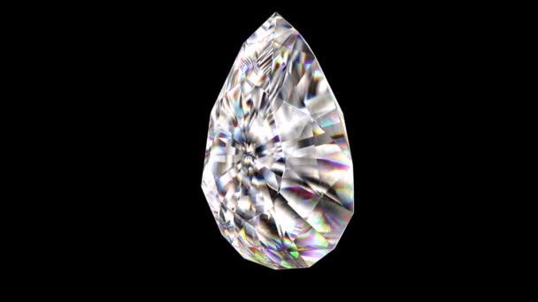 Ruby cut diamond