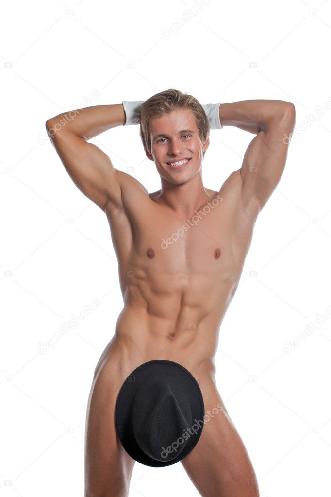 мужской голый шляпа фото джанет мейсон