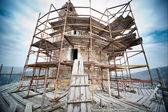 rekonstrukce staré pevnosti